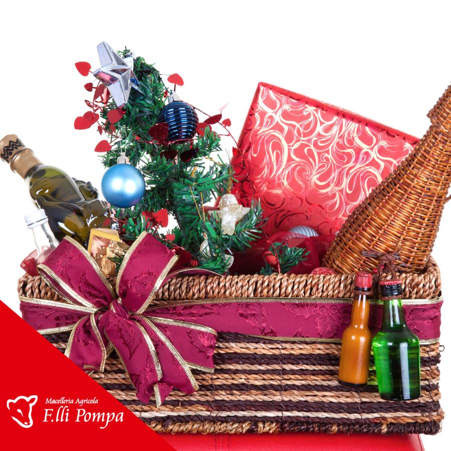 Cerchi un regalo per Natale? Sono arrivati i Cesti Natalizi Abruzzesi della Macelleria Pompa!